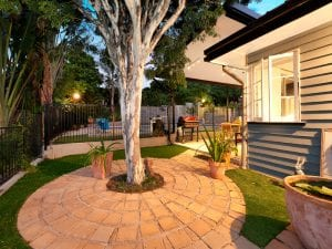 Real Estate Brisbane tree planting