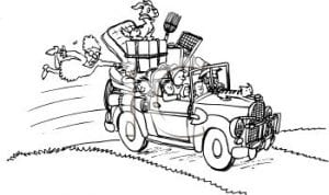0511-1102-0913-4135_Hillbilly_Family_Moving_clipart_image