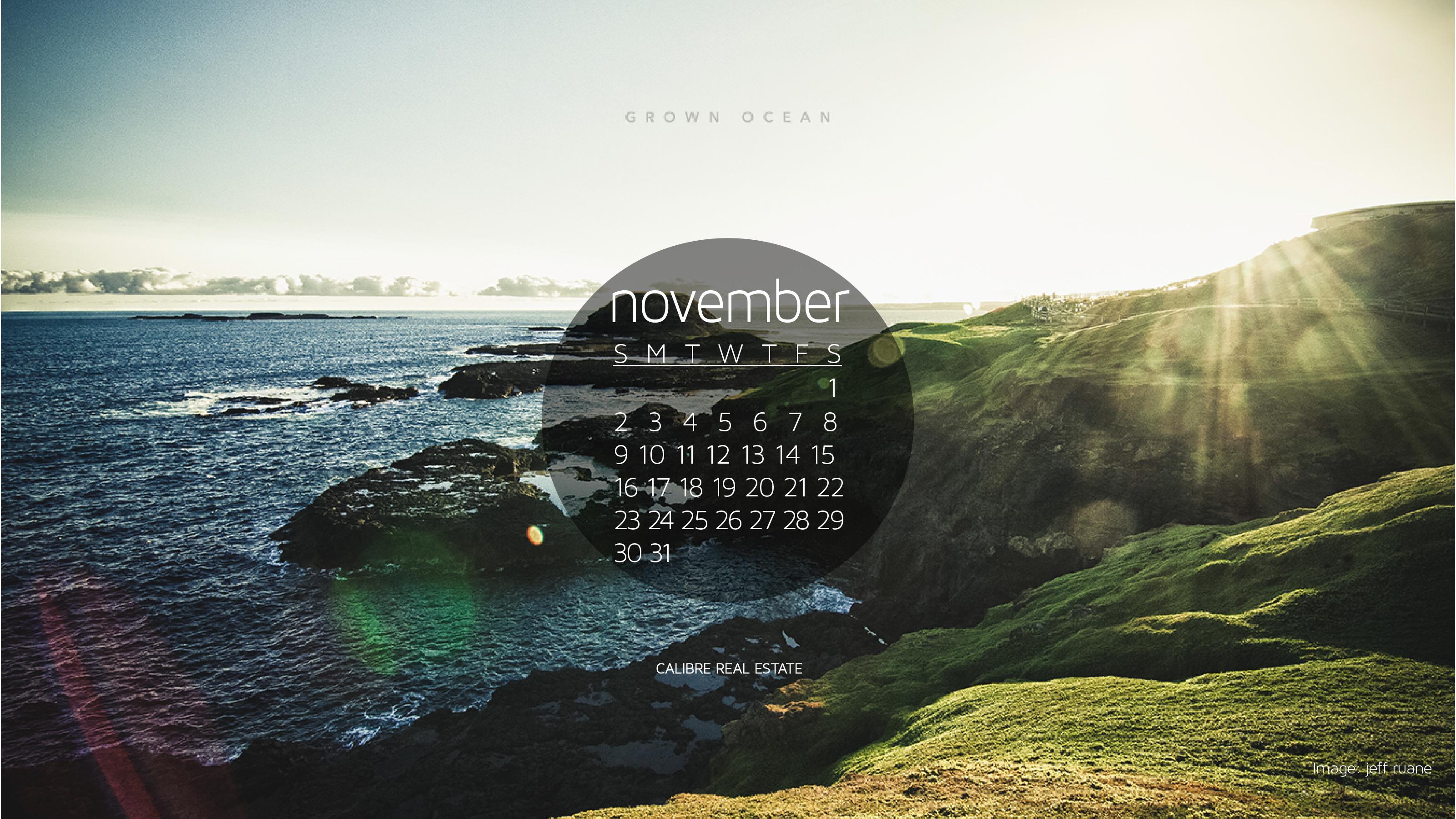 november 2014 calendar wallpaper calibre