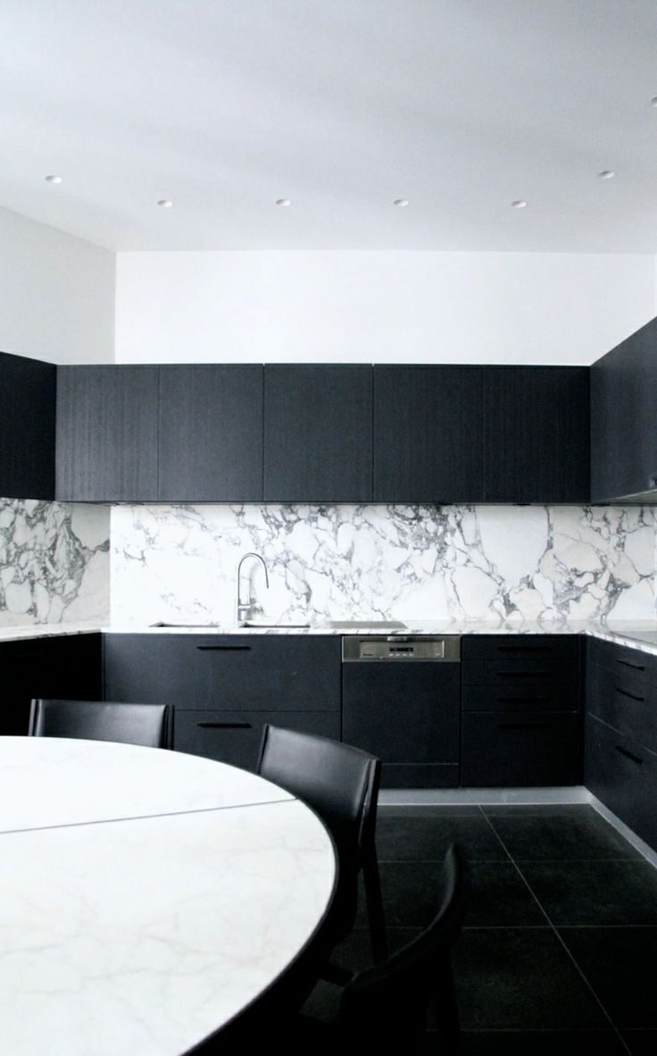 Beautiful credence cuisine marbre images antoniogarcia for Carrelage credence cuisine