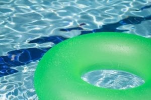 pool safety in an investment property