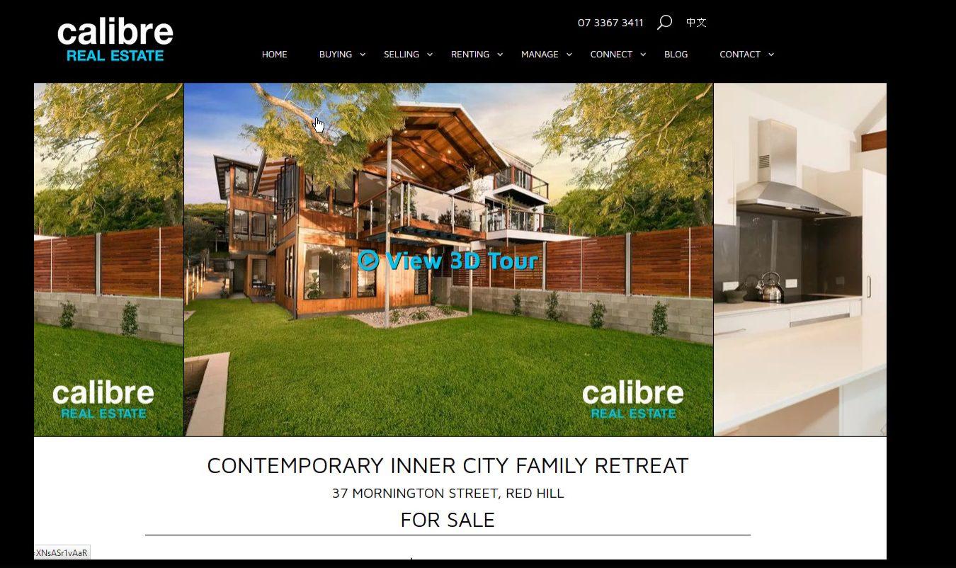 3D Property Tour