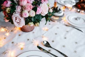 christmas in small space
